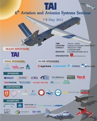Electronics Valley Aviation and Avionics Systems Seminar 2012